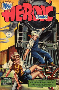 Cover Thumbnail for New Heroic Comics (Eastern Color, 1946 series) #45