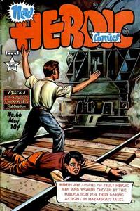 Cover Thumbnail for New Heroic Comics (Eastern Color, 1946 series) #66