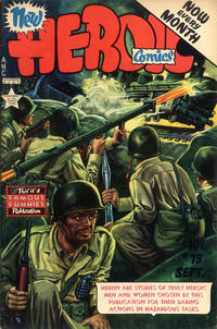 Cover Thumbnail for New Heroic Comics (Eastern Color, 1946 series) #75
