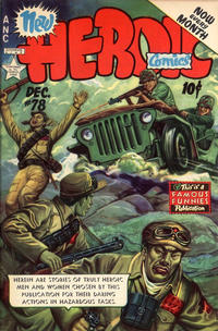 Cover for New Heroic Comics (Eastern Color, 1946 series) #78
