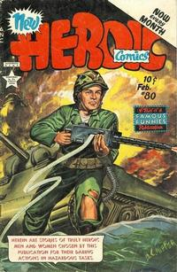 Cover Thumbnail for New Heroic Comics (Eastern Color, 1946 series) #80