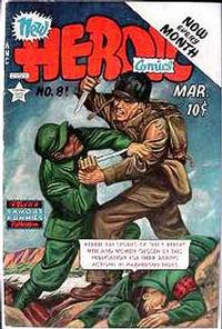 Cover Thumbnail for New Heroic Comics (Eastern Color, 1946 series) #81