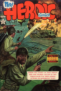Cover Thumbnail for New Heroic Comics (Eastern Color, 1946 series) #88