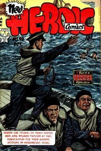 Cover Thumbnail for New Heroic Comics (Eastern Color, 1946 series) #93