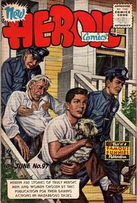 Cover Thumbnail for New Heroic Comics (Eastern Color, 1946 series) #97