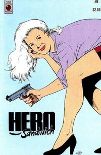 Cover Thumbnail for Hero Sandwich (Slave Labor, 1987 series) #8
