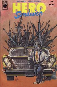 Cover Thumbnail for Hero Sandwich (Slave Labor, 1987 series) #9