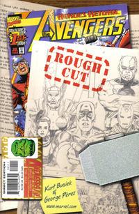 Cover Thumbnail for Avengers Rough Cut (Marvel, 1998 series) #1