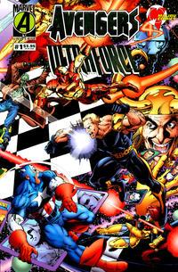 Cover Thumbnail for Avengers / Ultraforce (Malibu; Marvel, 1995 series) #1