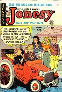 Cover Thumbnail for Jonesy (Quality Comics, 1953 series) #85 [1]