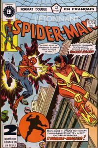 Cover Thumbnail for L'Étonnant Spider-Man (Editions Héritage, 1969 series) #73/74