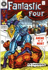 Cover Thumbnail for Fantastic Four (Editions Héritage, 1968 series) #9