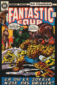 Cover Thumbnail for Fantastic Four (Editions Héritage, 1968 series) #16