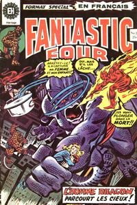 Cover Thumbnail for Fantastic Four (Editions Héritage, 1968 series) #23