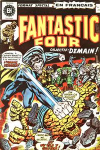 Cover Thumbnail for Fantastic Four (Editions Héritage, 1968 series) #28