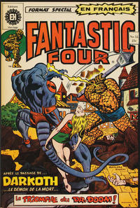 Cover Thumbnail for Fantastic Four (Editions Héritage, 1968 series) #32