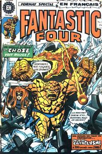 Cover Thumbnail for Fantastic Four (Editions Héritage, 1968 series) #35
