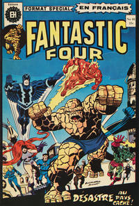 Cover Thumbnail for Fantastic Four (Editions Héritage, 1968 series) #48