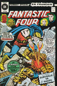 Cover Thumbnail for Fantastic Four (Editions Héritage, 1968 series) #55
