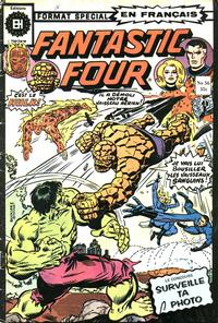 Cover Thumbnail for Fantastic Four (Editions Héritage, 1968 series) #56