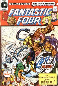 Cover Thumbnail for Fantastic Four (Editions Héritage, 1968 series) #62