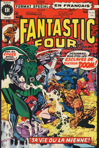 Cover Thumbnail for Fantastic Four (Editions Héritage, 1968 series) #63