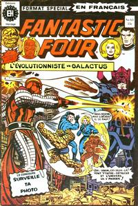 Cover Thumbnail for Fantastic Four (Editions Héritage, 1968 series) #64