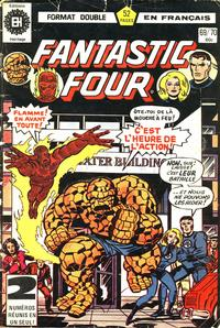 Cover Thumbnail for Fantastic Four (Editions Héritage, 1968 series) #69/70