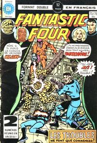 Cover Thumbnail for Fantastic Four (Editions Héritage, 1968 series) #75/76