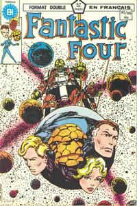 Cover Thumbnail for Fantastic Four (Editions Héritage, 1968 series) #145/146