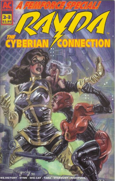 Cover for FemForce (AC, 1985 series) #111