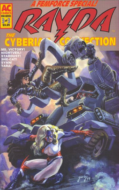 Cover for FemForce (AC, 1985 series) #112