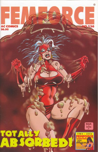 Cover for FemForce (AC, 1985 series) #126