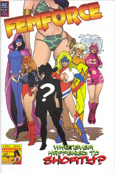 Cover for FemForce (AC, 1985 series) #129