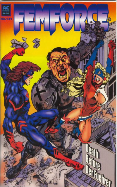 Cover for FemForce (AC, 1985 series) #131