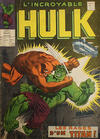 Cover for L'Incroyable Hulk (Editions Héritage, 1968 series) #1