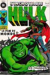 Cover for L'Incroyable Hulk (Editions Héritage, 1968 series) #8