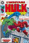 Cover for L'Incroyable Hulk (Editions Héritage, 1968 series) #10