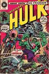 Cover for L'Incroyable Hulk (Editions Héritage, 1968 series) #22
