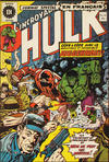 Cover for L'Incroyable Hulk (Editions Héritage, 1968 series) #31