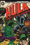 Cover for L'Incroyable Hulk (Editions Héritage, 1968 series) #34