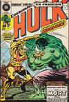 Cover for L'Incroyable Hulk (Editions Héritage, 1968 series) #36