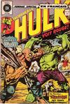 Cover for L'Incroyable Hulk (Editions Héritage, 1968 series) #38