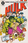 Cover for L'Incroyable Hulk (Editions Héritage, 1968 series) #61