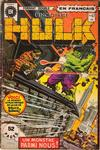 Cover for L'Incroyable Hulk (Editions Héritage, 1968 series) #67