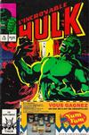 Cover for L'Incroyable Hulk (Editions Héritage, 1968 series) #172