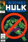 Cover for L'Incroyable Hulk (Editions Héritage, 1968 series) #177