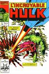 Cover for L'Incroyable Hulk (Editions Héritage, 1968 series) #178
