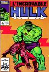 Cover for L'Incroyable Hulk (Editions Héritage, 1968 series) #180