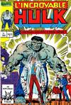 Cover for L'Incroyable Hulk (Editions Héritage, 1968 series) #184